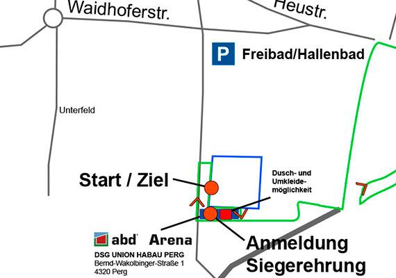 Anmeldung Detail Perger Halbmarathon