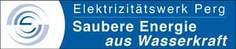 Elektrizitätswerk Perg Logo